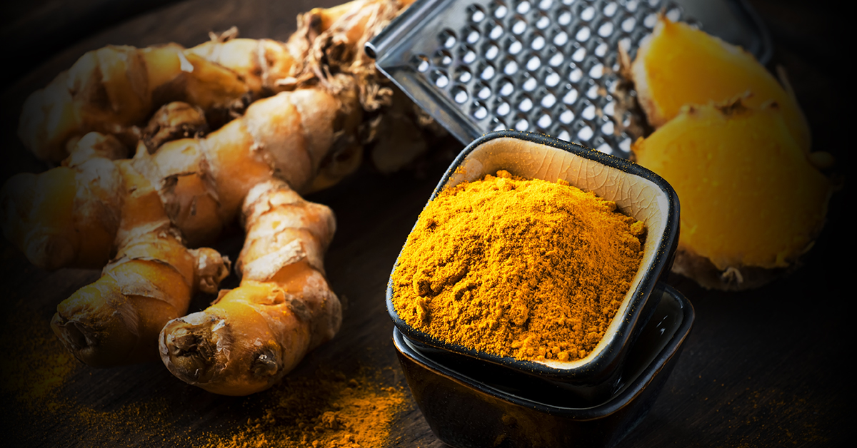 Impossible Curcumin Nutrition